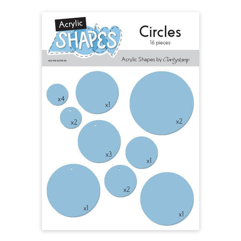 Acrylic Shapes - Circles