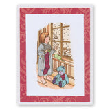Jayne's Christmas Eve <br/>Unmounted Clear Stamp