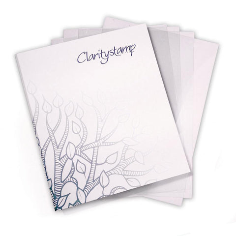 Claritystamp Binder + 10x Storage Acetate (UK & EU Only)