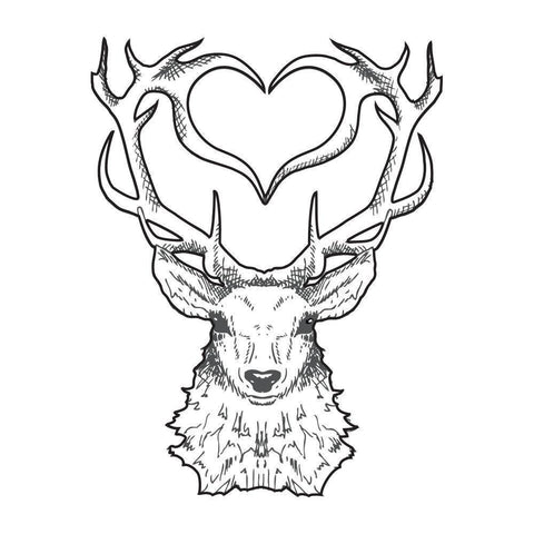 Stag Heart ClarityMask