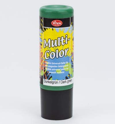 Viva Decor Acrylic Paint - Dark Green