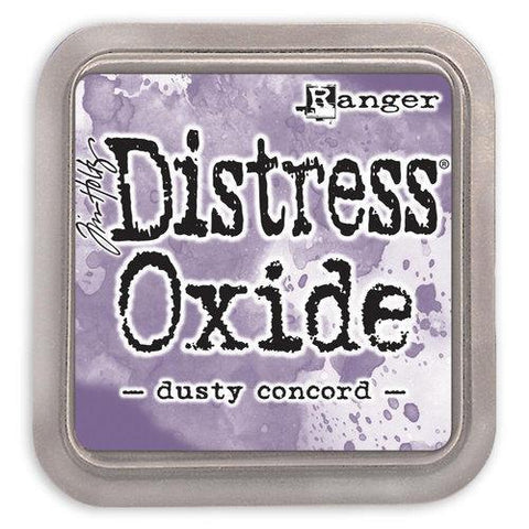 Distress Oxide Ink Pad - Dusty Concord