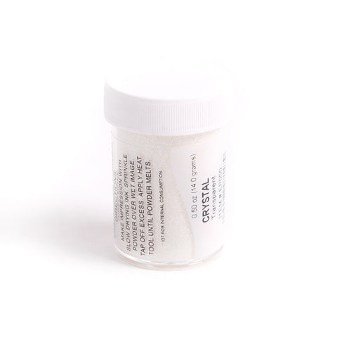 Embossing Powder - Crystal Transparent