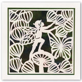 "Fairies Stencil Collection 7"" x 7"""