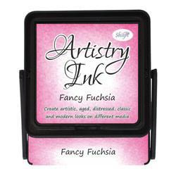 Artistry Ink Pad - Fancy Fuchsia