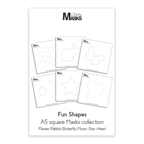 Fun Shapes Aperture Mask Set