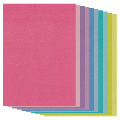 Groovi A4 Two Tone Parchment Mix Pack (20 Sheets)