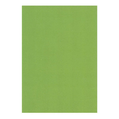Green x20 Groovi Christmas Parchment Paper A5