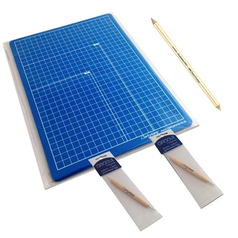 Parchment Embossing Accessories Kit