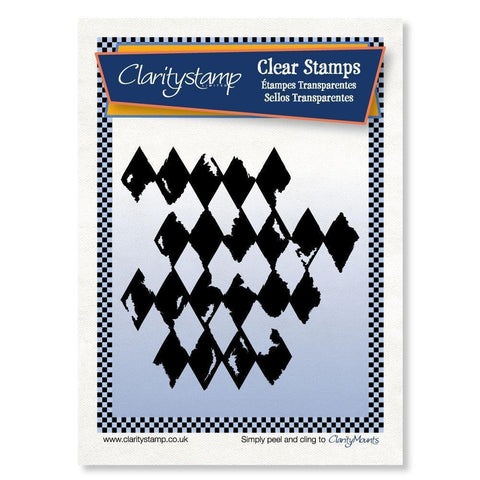 Harlequin <br/>Unmounted Clear Stamp
