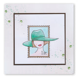 Hats, Bags & Shoes Bundle + MASKS Unmounted Clear Stamp Sets