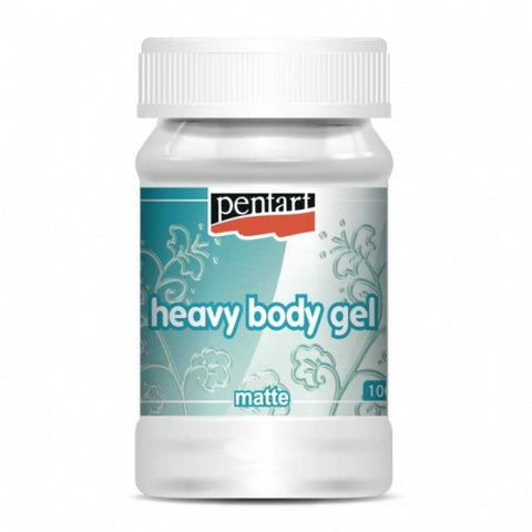 Heavy Body Gel - Matte 100ml
