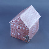 Gingerbread & Swiss Cottages <br/>Groovi Border Plate Set