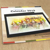 Clarity Calendar 2019 - HALF PRICE TO CLEAR