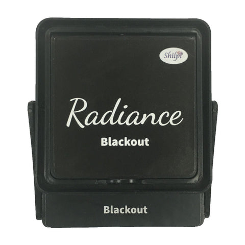 Radiance Blackout - Permanent Ink Pad