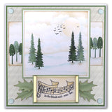 In the Bleak Midwinter <br/>Unmounted Clear Stamp Set