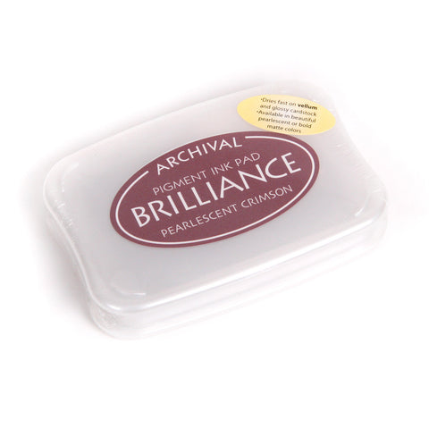 Brilliance - Pearlescent Crimson
