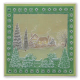 Jayne Nestorenko's Winter Scenes <br/>Groovi Plate Collection