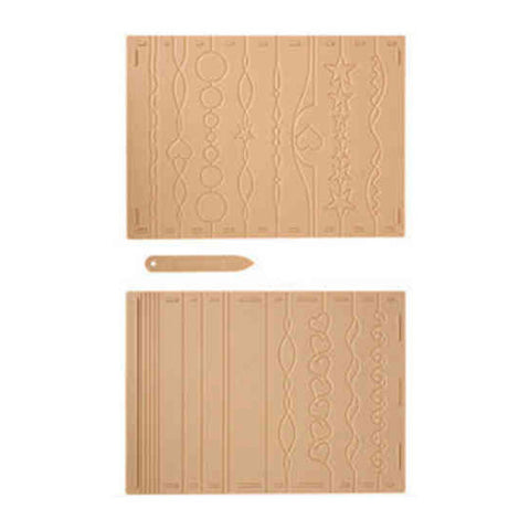 Multi-Design Embossing Board