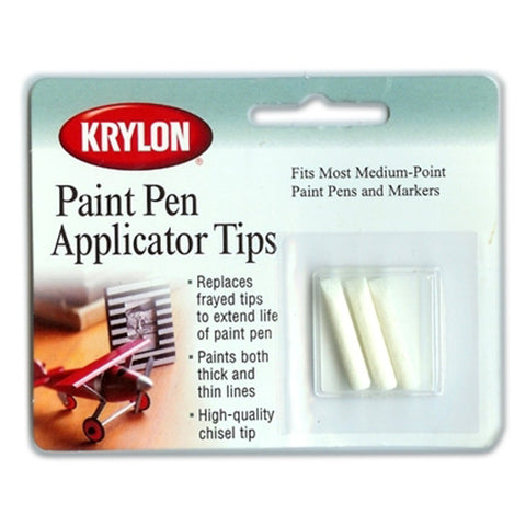 Paint Pen Applicator Tips