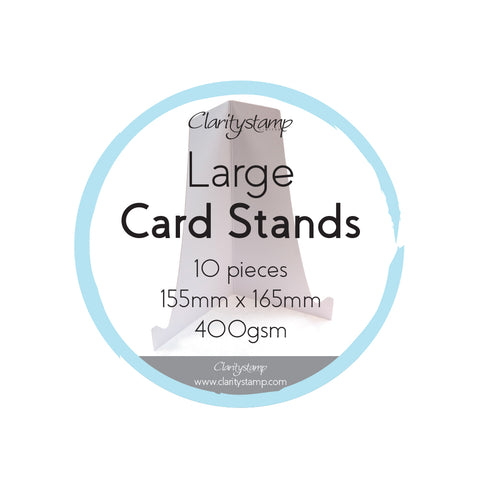 Large Card Stands (Pack of 10)
