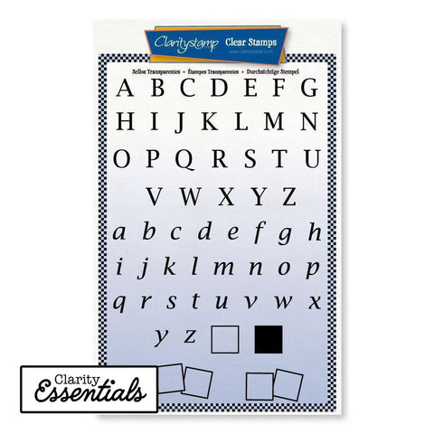 Letterbox + MASK Unmounted Clear Stamp Set