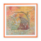 Make a Wish & Hare in the Glade A5 Square Groovi Plate Set