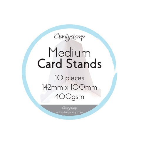 Medium Card Stands (Pack of 10)
