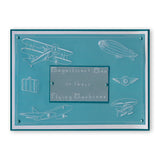 Aviation <br/>A6 Groovi Plate <br/>(Set GRO-TV-40687-02)