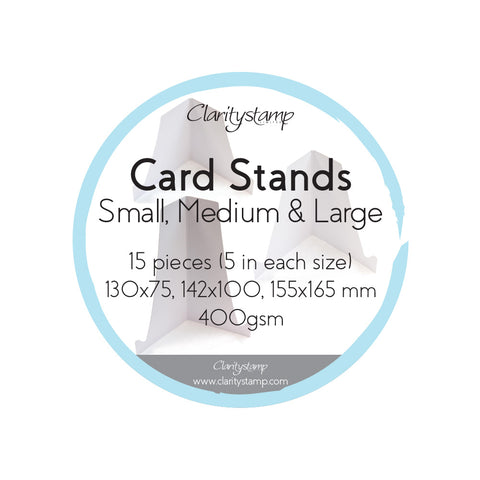 Card Stands Mixed Pack