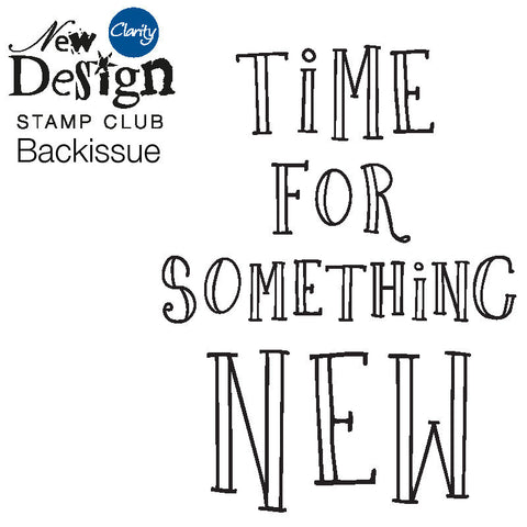 New Design Stamp Club Back Issue 100 - Time For Something New