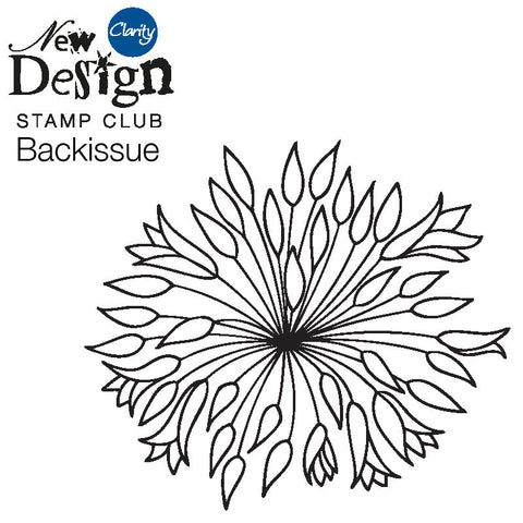 New Design Stamp Club Back Issue 101 - Agapanthus