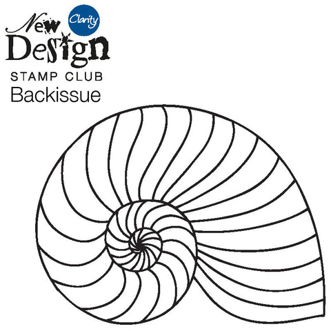 New Design Stamp Club Back Issue 103 - Shell