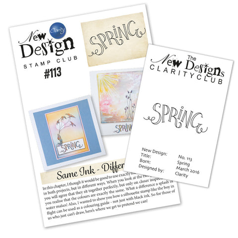 New Design Stamp Club Back Issue 113 - Spring
