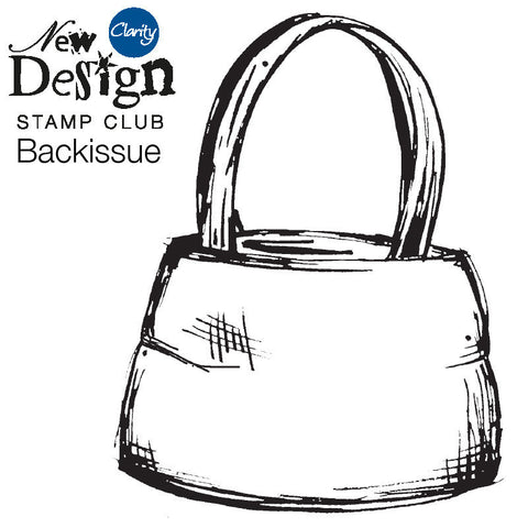 New Design Stamp Club Back Issue 14 - Handbag
