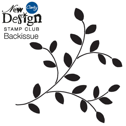 New Design Stamp Club Back Issue 17 - Sprig