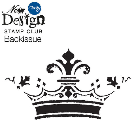 New Design Stamp Club Back Issue 19 - Crown
