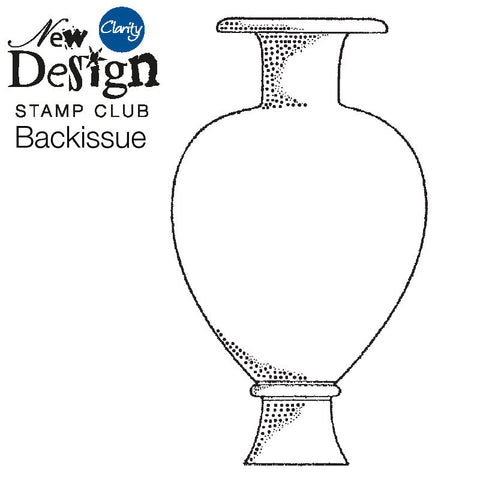 New Design Stamp Club Back Issue 26 - Urn
