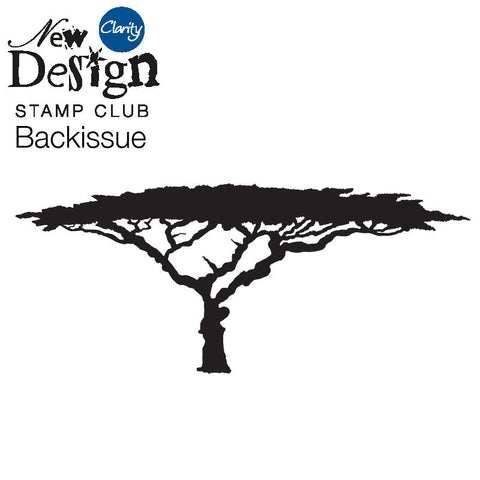 New Design Stamp Club Back Issue 32 - Acacia Tree