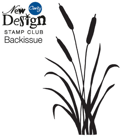 New Design Stamp Club Back Issue 33 - Bulrushes