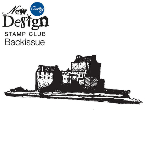 New Design Stamp Club Back Issue 54 - Scottish Castle