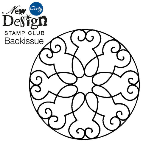 New Design Stamp Club Back Issue 64 - Iron Circle