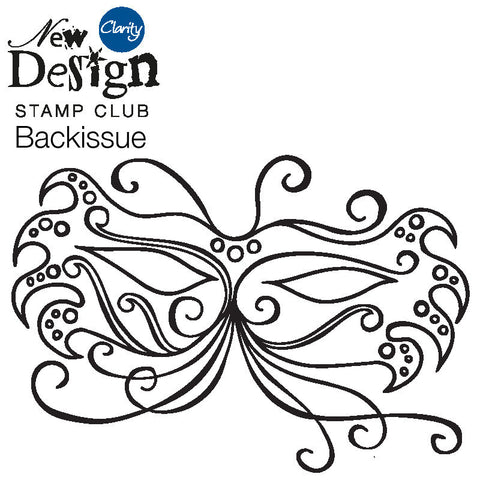 New Design Stamp Club Back Issue 65 - Mask