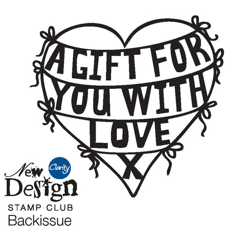 New Design Stamp Club Back Issue 73 - A Gift For You