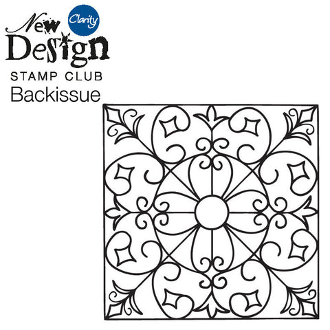 New Design Stamp Club Back Issue 76 - Celtic Square