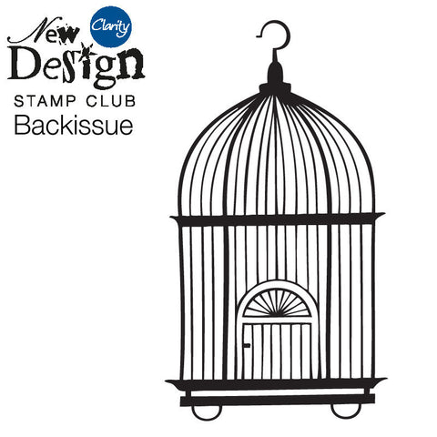 New Design Stamp Club Back Issue 78 - Birdcage