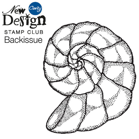 New Design Stamp Club Back Issue 07 - Nautilus