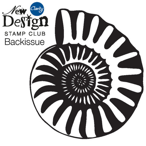 New Design Stamp Club Back Issue 83 - Fossil
