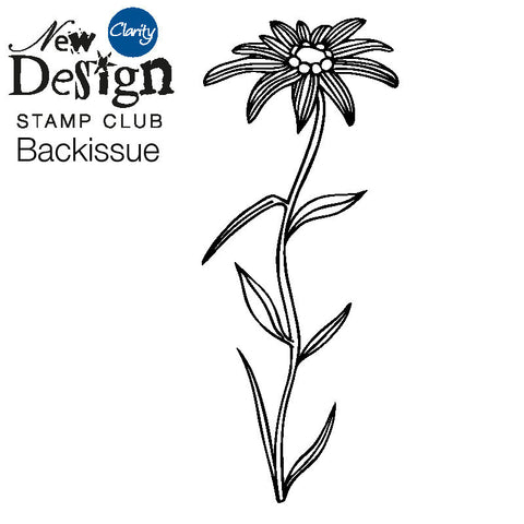 New Design Stamp Club Back Issue 89 - Edelweiss