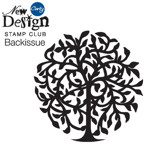 New Design Stamp Club Back Issue 90 - Round Tree